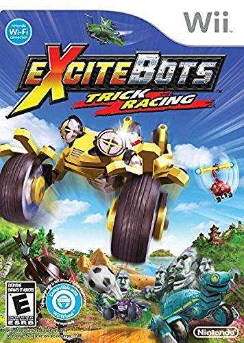 Nintendo Wii ExciteBots: Trick Racing (Certified (Trick Racing)