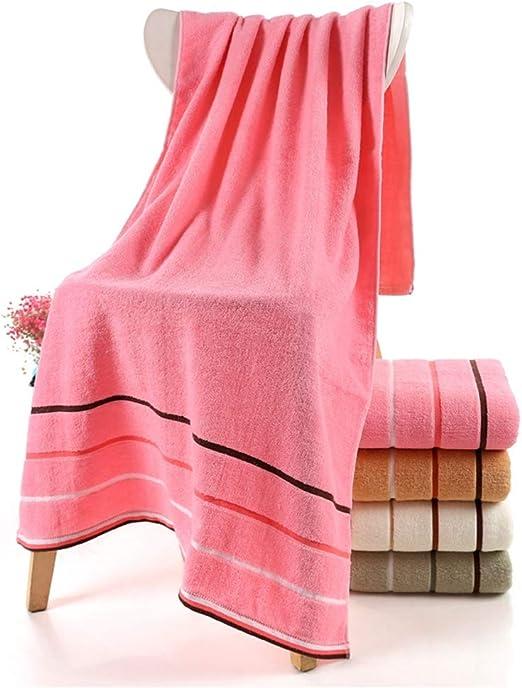 WXH Toalla de baño/algodón Terry paño súper Suave Absorbente ...