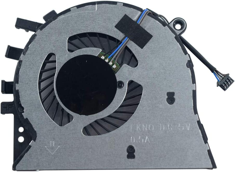 New For HP Pavilion 17-f022ds 17-f024ds 17-f028cy CPU Fan with Silicone grease
