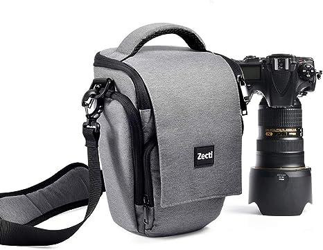 Bolso para cámara: Estuche para cámara Estilo Canguro Zecti con ...