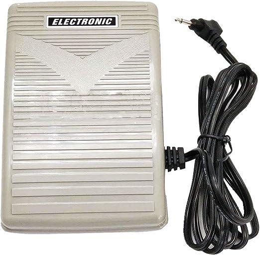 YICBOR pedal de control de pie para Singer Quantum Futura CE-100 ...