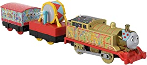 Thomas & Friends Fisher-Price Golden Thomas Motorized Train