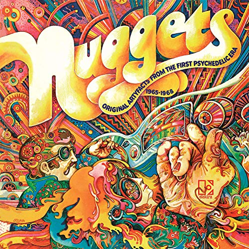 Nuggets: Original Artyfacts from the First Psychedelic Era, 1965-1968 [Vinyl LP] (Best Psychedelic Rock Albums)