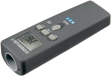 Urceri Laser Entfernungsmesser : Goobay 77143 ultraschall entfernungsmesser mit laser fokussierung
