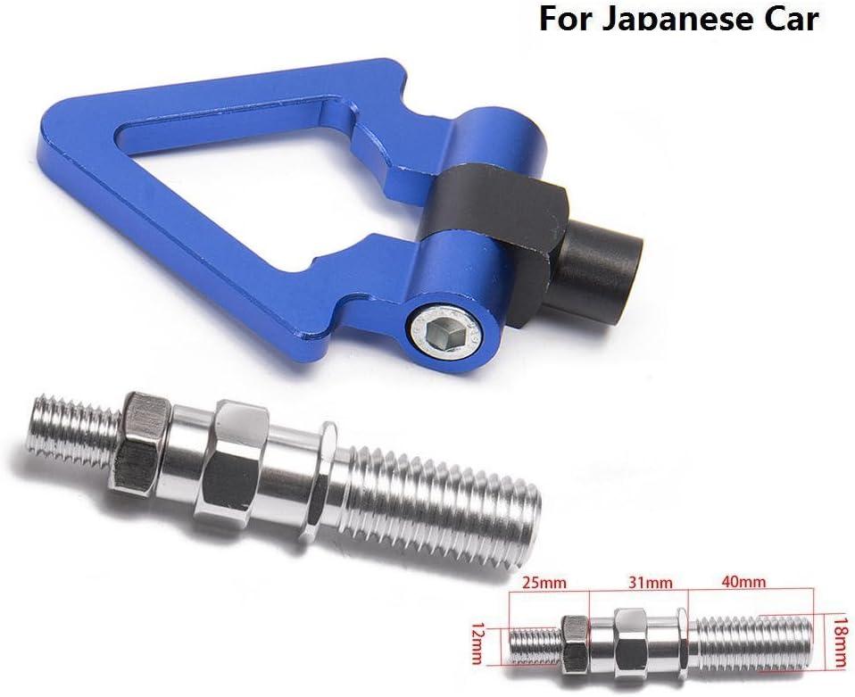 18mm For Japan Model Car Truck Front Rear Trailer Ring Eye Tow Hook Universal