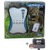 Girafus Pro-track-tor Pet Safety Tracker RF Technology Dog and Cat Tracker Finder Locator Very Light &Small only 4.2gr