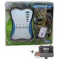 Girafus® PRO-Track-Tor 227pa Localizzatore RF per animaIi Domestici Cane, Gatto