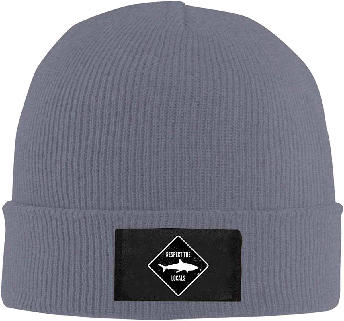 Unisex Dishonor Beanie Knitted Hat Knit Skull Caps