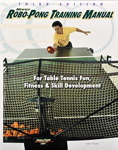 Newgy Table Tennis Player's Manual