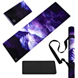 Foldable Lightweight - Thin Light Non-Slip Travel Yoga Mat Eco