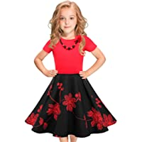 Amazon Best Sellers: Best Girls' Special Occasion Dresses