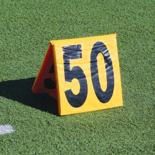 Pro Down Improved Day/Night Sideline Markers (Pack Of 11)