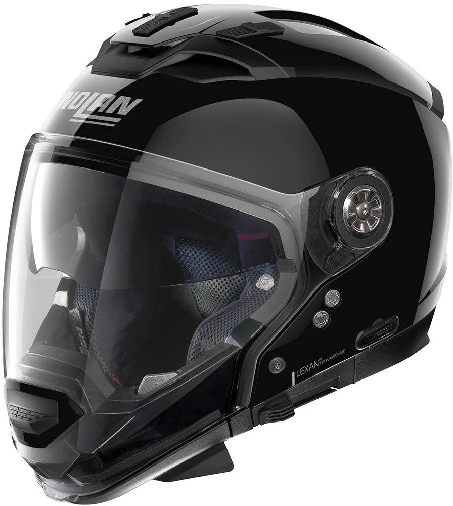 Nolan N70-2 GT CLASSIC N-COM FLAT BLACK M