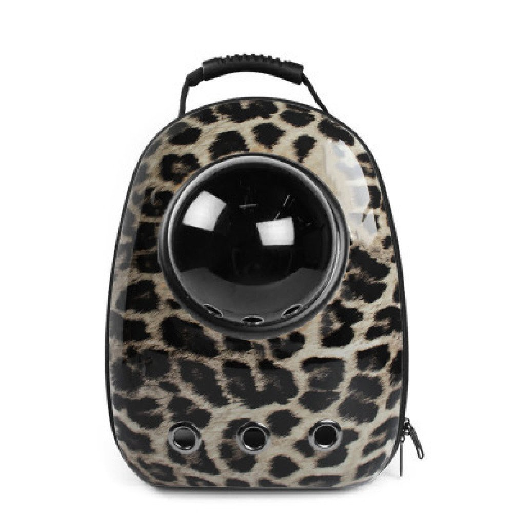 C Cat And Dog Space Capsule, Cat Travel Carrying Bag, Pet Bag, Breathable Puppy Backpack, PC Dog Outer Transport Bag, Portable, Personality, Pet Backpack,A