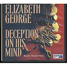Deception On His Mind by Elizabeth George Unabridged CD Audiobook (Detective Inspector Series)