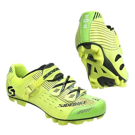Zapatillas de ciclismo, zapatillas de bicicleta de montaña, zapatillas de deporte impermeables y transpirables