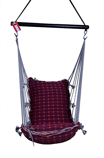 Kkriya Home Decor Hanging Chair and Hammock