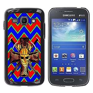 Dragon Case - FOR Samsung Galaxy Ace 3 - Never do much of anything - Caja protectora de pl??stico duro de la cubierta Dise?¡Ào Slim Fit