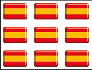Cencibel Smart Casual Corbata Rayas Bandera de España (Azul ...