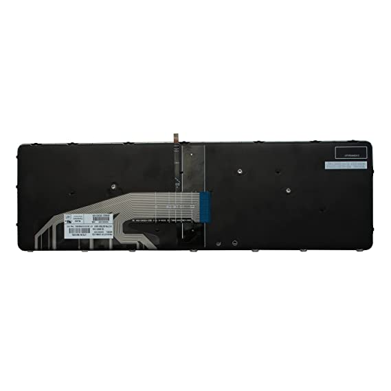 Amazon.com: Replacement Keyboard for HP ProBook 450 G3 / 455 G3 / 470 G3 Laptop with Frame Backlight: Computers & Accessories