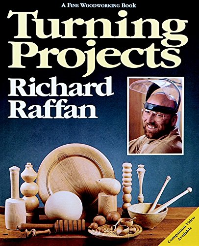 Working Dvd - Turning Projects: with Richard Raffan (Fine Woodworking DVD Workshop)
