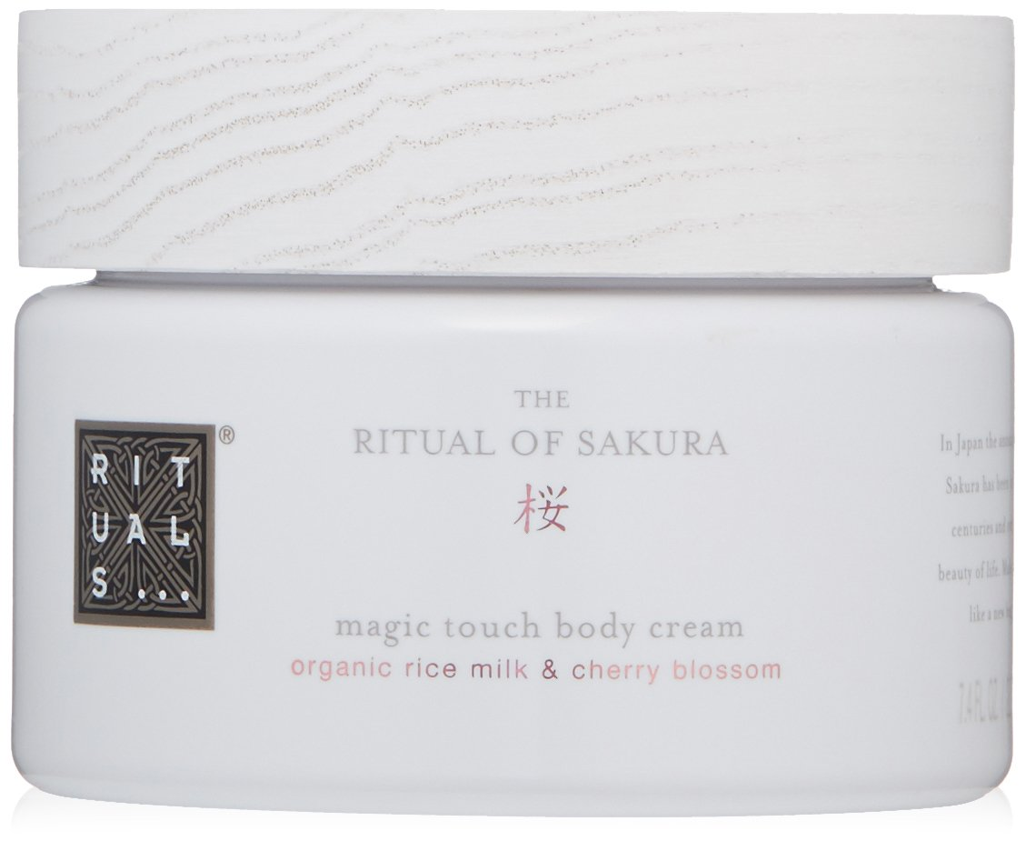 Amazon.com: Rituals The Ritual of Sakura Body Cream, 7.4 fl ...
