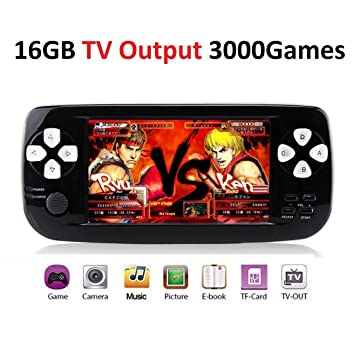 Anbernic Handheld Game Console , 4 3