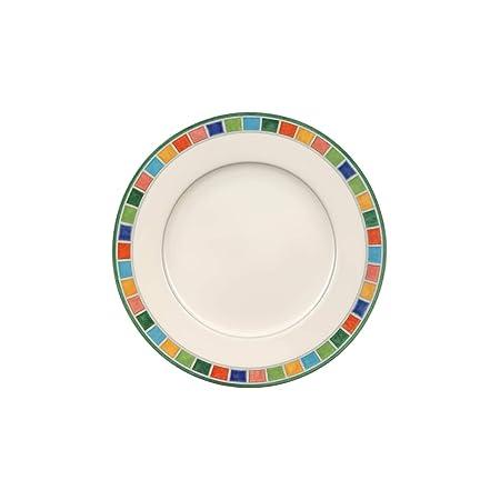 Villeroy & Boch Twist Alea Caro Plato para Pan, 17 cm ...