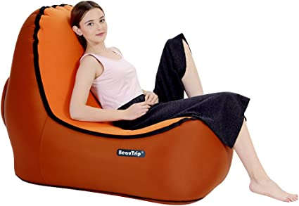 Intex Splash salon Jeu Gonflable Chaise Longue Piscine Chaise Simple Canapé Matelas air