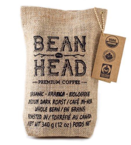 Bean Head Premium Organic Coffee, 12 Oun - Bean Head Shopping Results