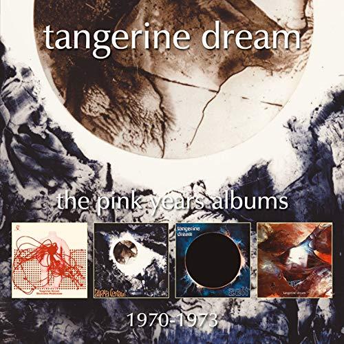 Dreams Box - Pink Years Albums 1970-1973