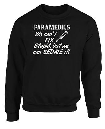 Amazon com: Pukka Stuff Designs Paramedics Cant Fix Stupid