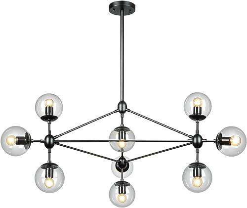 Lampundit DNA Chandelier 10 Light Modern Chandelier Lighting