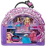 Barbie in Rock N Royals Doll and Vinyl Bag Gift Set
