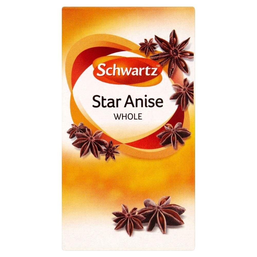 Schwartz Star Anise Refill (15g) - Pack of 6