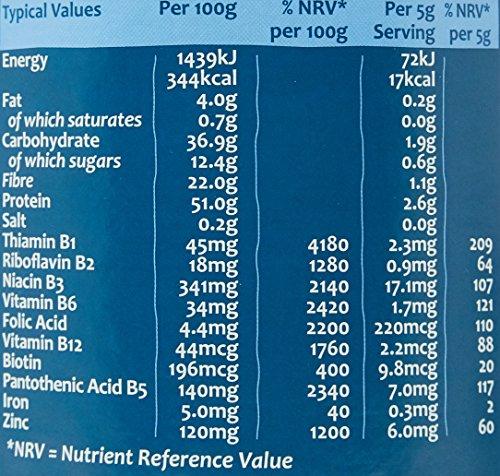 Marigold Engevita Yeast Flakes & B12 125g by Marigold (Image #1)