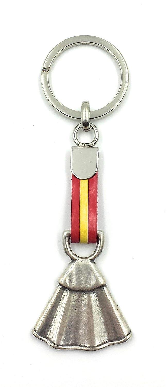 FJR-ArtPiel - Llavero bandera de España con capote - Alta Calidad ...