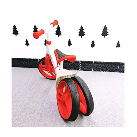 Amazon.com: TCBIKE - Bicicleta de paseo para bebé, sin pedal ...