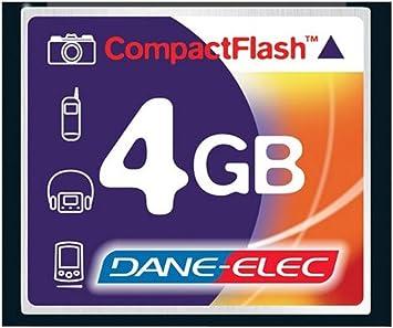 4 gb tarjeta de memoria High Speed CF Compact Flash tarjeta para cámara digital