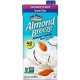 Almond Breeze Almond Milk Blend, Unsweetened Vanilla Almond Coconut, 32 Ounce