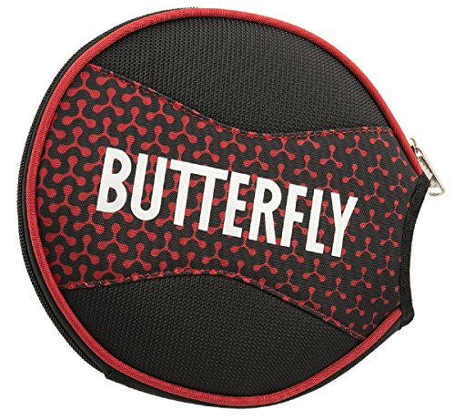 Butterfly 8743R Melowa Head Case, 1 Paddle by Butterfly