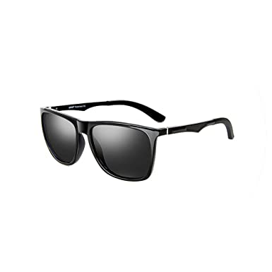 Amazon.com: Gafas de sol polarizadas UV400, unisex ...