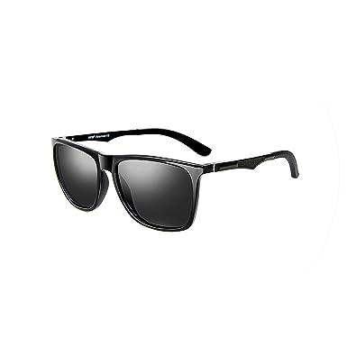 Amazon.com: Gafas de sol polarizadas UV400, unisex ...