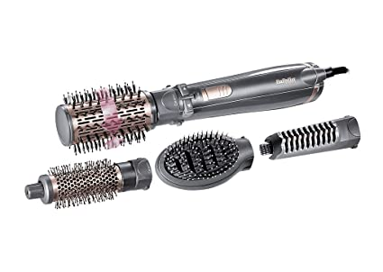 BaByliss Cepillo de aire caliente Brush Style as250e 1000 W
