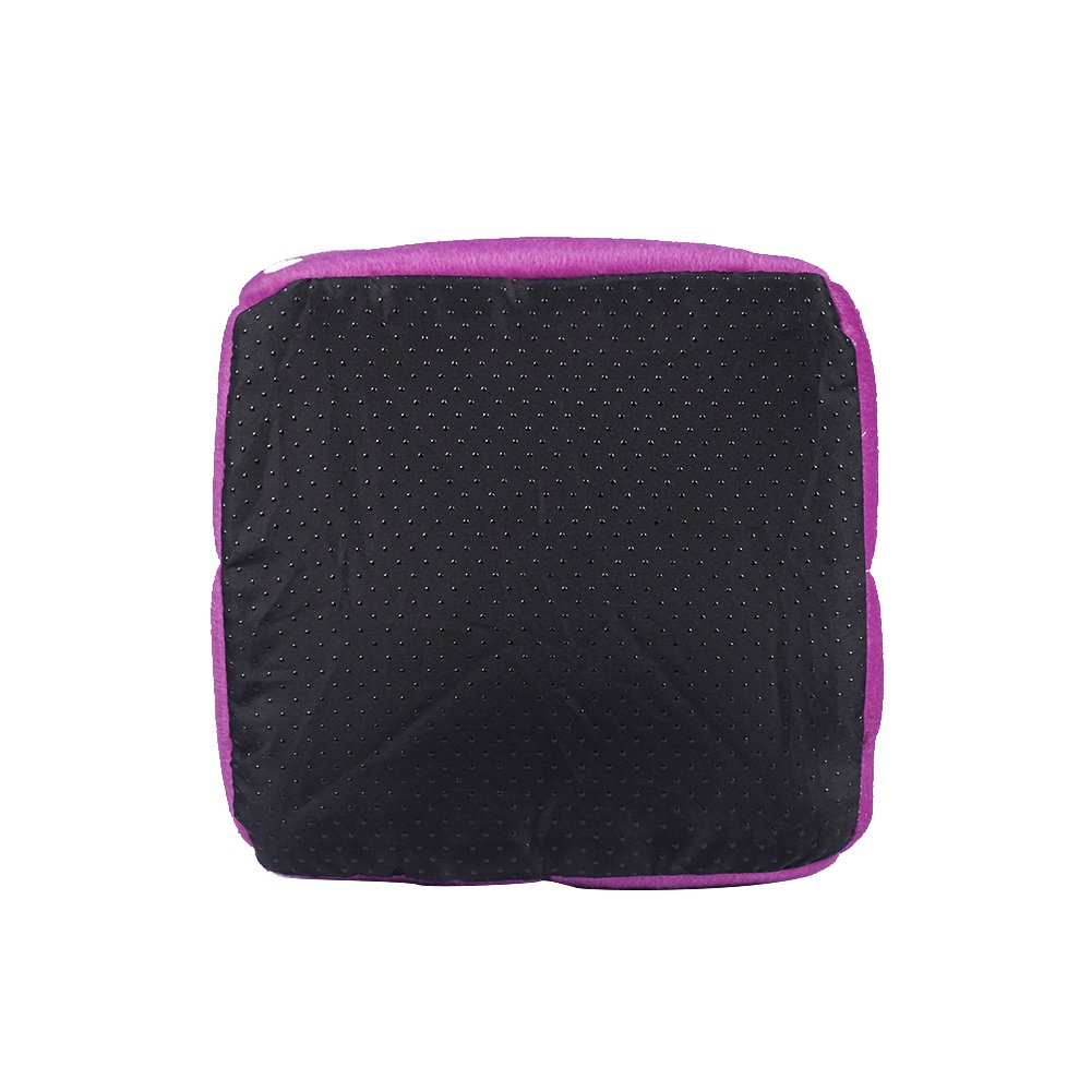 Spring Fever Strawberry Guinea Pigs Fleece House Rabbit Cat Pet Small Animal Bed Purple XL (18.918.90.8 inch) by Spring Fever (Image #8)