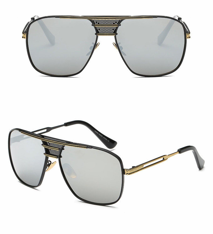 RetroRahmen Sonnenbrille Farbe Linse Sonnenbrille Im Freien Gesicht ...