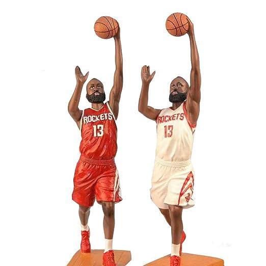 ZHIPENG - Figura de acción de Baloncesto NBA Rocket Star Harden ...