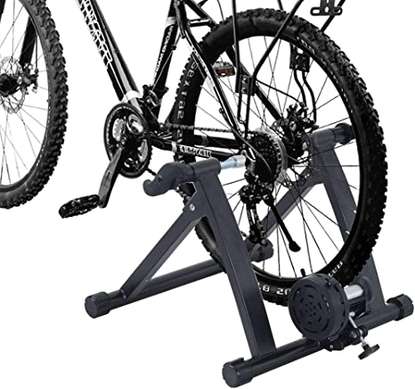 FDSAG Rodillo Entrenamiento De Bicicleta Soporte De La Bicicleta ...