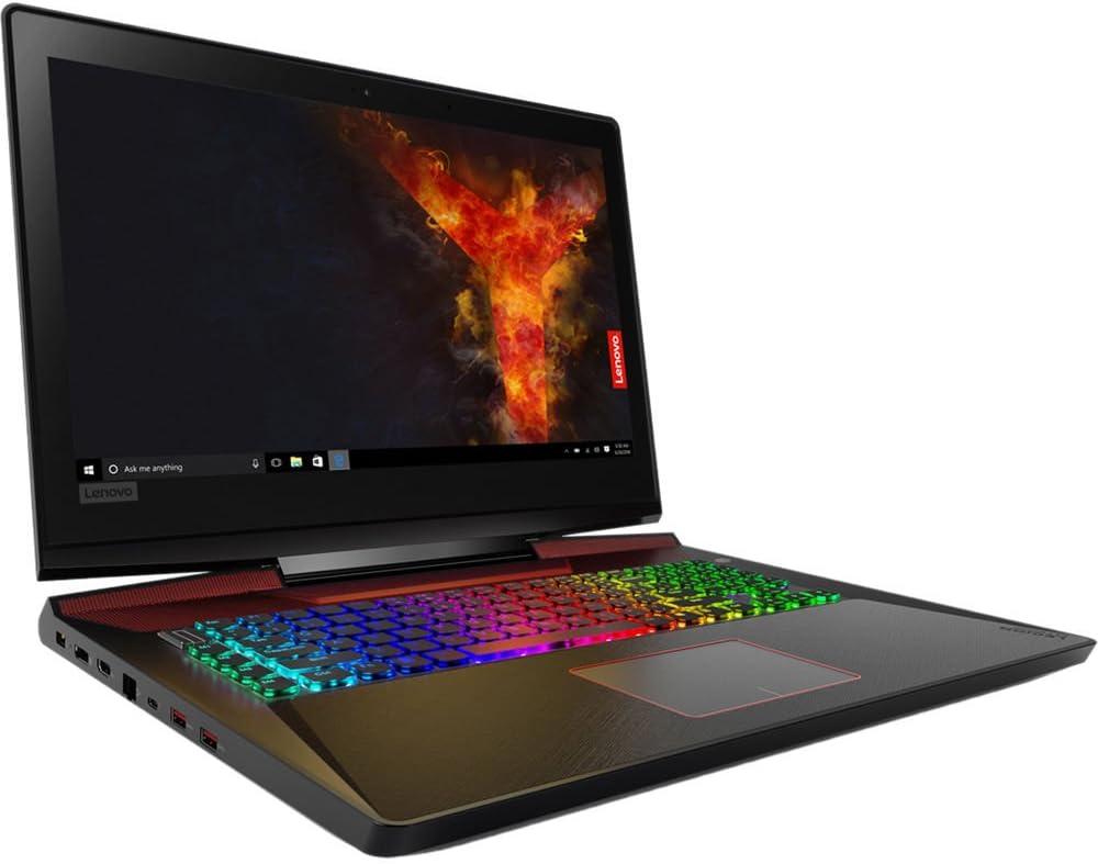 "Lenovo Legion Y920 17.3"" Full HD Gaming Laptop - 7th Gen. Intel Core i7-7820HK Processor up to 3.90 GHz, 16GB Memory, 512GB SSD + 1TB Hard Drive, 8GB NVIDIA GeForce GTX 1070, Windows 10"