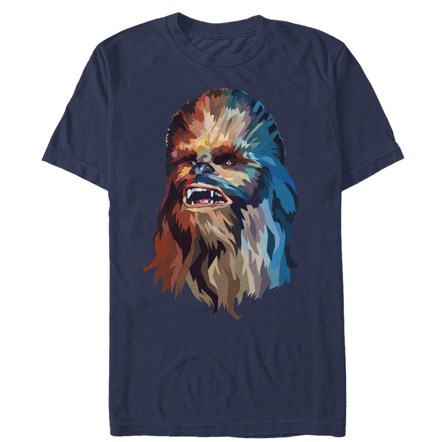 Chewbacca Art T Shirt 8324